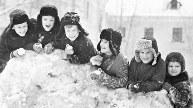 Пропуск в счастливое время: особенности советского детства
