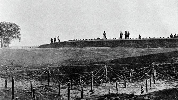 Русско-японская война. Ловушка для царя