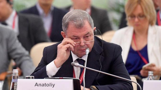 Артамонов рассказал, почему решил покинуть пост губернатора Калужской области