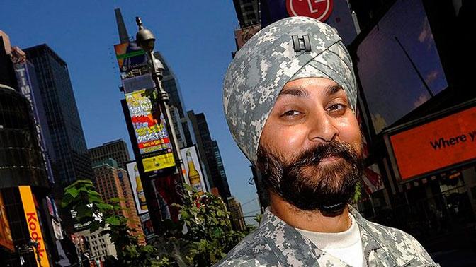 Пилотам ВВС США разрешили носить хиджабы, бороды и тюрбаны