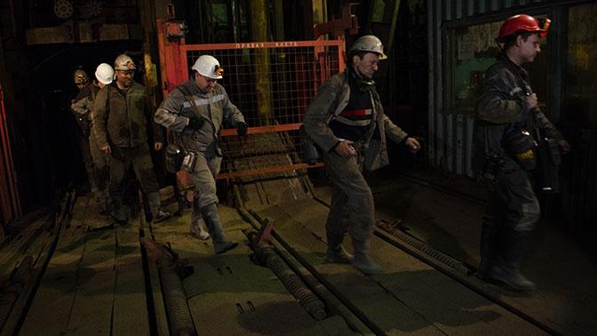 Сотни горняков эвакуированы из шахты в Белгородской области из-за задымления