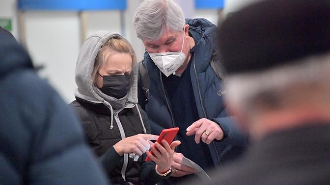 Роспотребнадзор: новых случаев заболевания коронавирусом в России не выявлено