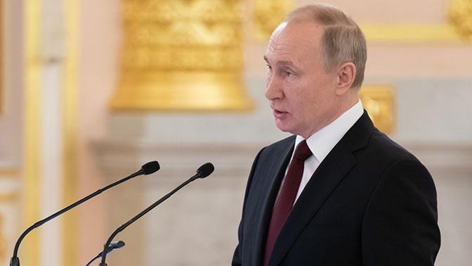 «Поистине триумфально»: Путин оценил выступление сборной РФ по санному спорту на ЧМ