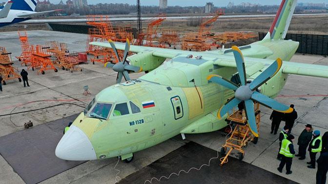 Разработчик: второй полет Ил-112 намечен на апрель