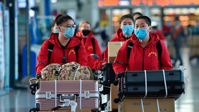 Россия запретила въезд гражданам Китая