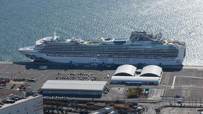 Глава Минздрава РФ рассказал какая помощь оказывается россиянам на лайнере в Японии