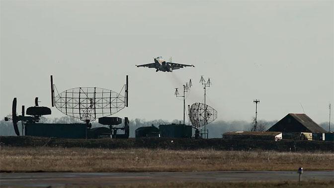 Авиация ЮВО пополнилась новейшими штурмовиками Су-25СМ3
