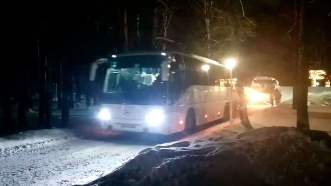 На свободе: истек срок карантина для эвакуированных из Китая в Тюмень граждан РФ