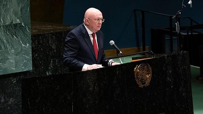Небензя: из 13 пунктов Минских соглашений выполняются лишь два