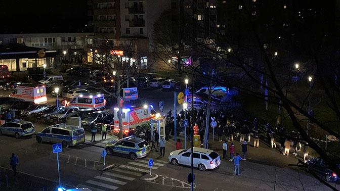 Полиция раскрыла подробности массовой стрельбы в Ханау