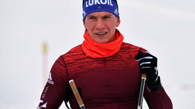 Российский лыжник Большунов победил в масс-старте на 34 км в рамках «Скитура»