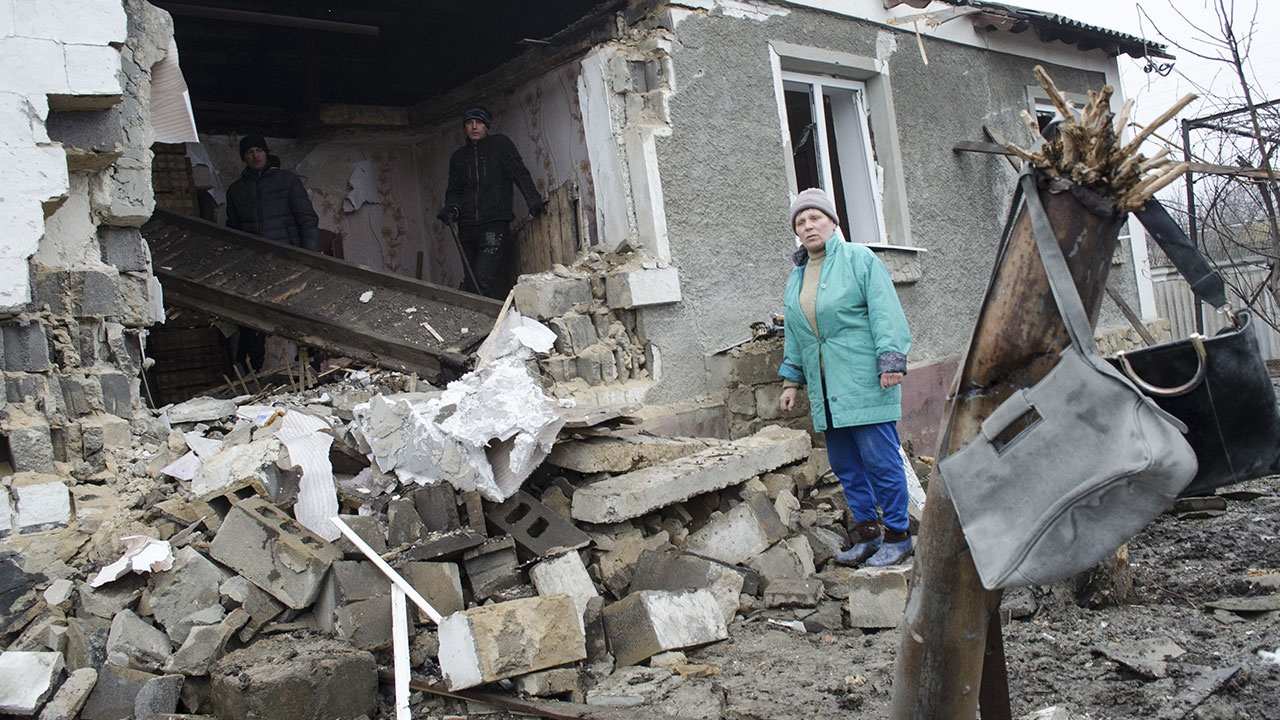 Киевский торг. Донбасс словам не верит