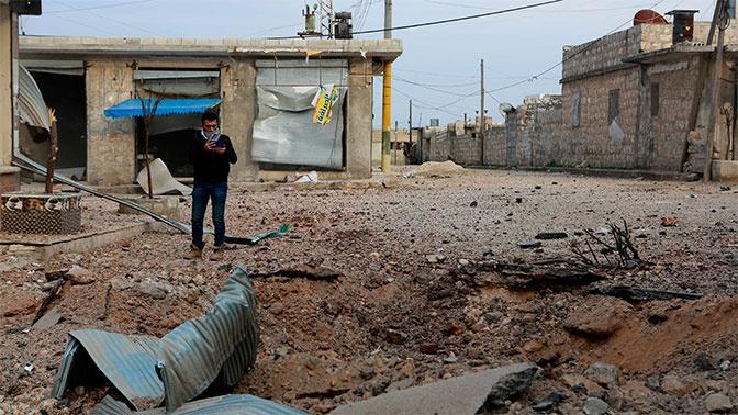 ЦПВС опроверг информацию о «сотнях тысяч» мирных жителей в Идлибе