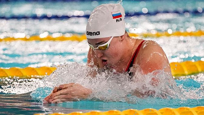 Под российским флагом: бывшая британская пловчиха Белоногофф рассказала о спортивных планах
