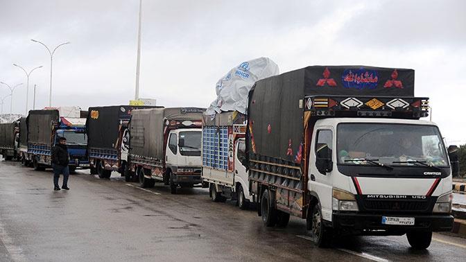 В Сирии официально открыта трасса Дамаск - Алеппо для гражданского транспорта