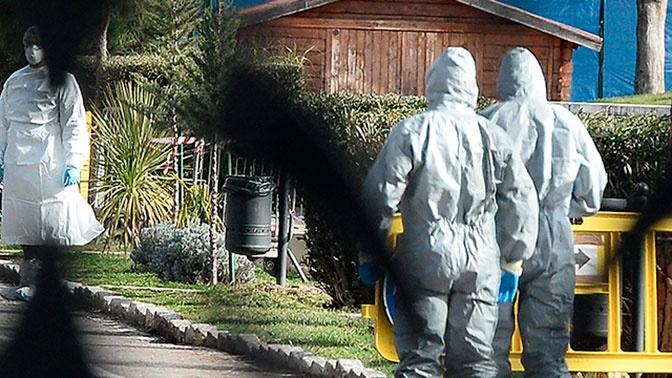 В Италии зафиксирован первый случай смерти от коронавируса