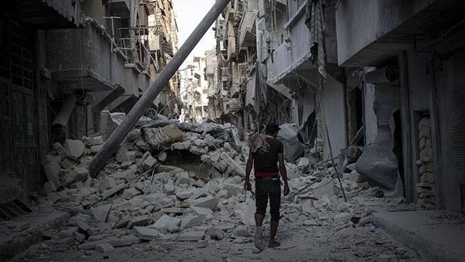 Забыть войну: как мирные жители восстанавливают Алеппо