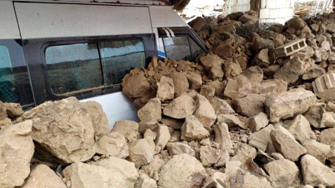 Семь человек в Турции погибли из-за землетрясения на границе с Ираном