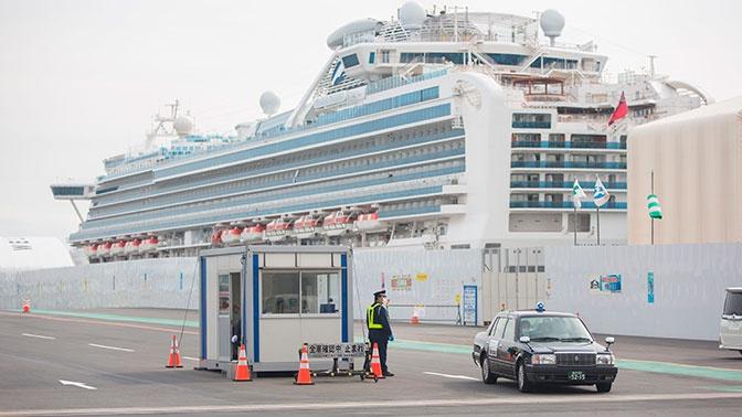 СМИ: третий пассажир круизного лайнера Diamond Princess умер от коронавируса