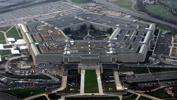 Американец пытался подорвать автомобиль у здания Пентагона