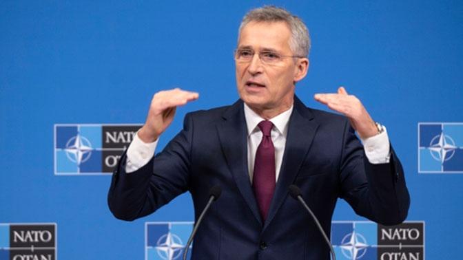 Столтенберг: НАТО рассматривает пути поддержки Турции