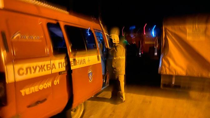 Пилот упавшего в Астраханской области вертолета погиб