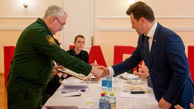 «Юнармия» вошла в Книгу рекордов Вооруженных Сил РФ
