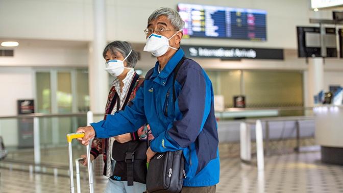 СМИ сообщили о первой смерти в Китае от нового вируса