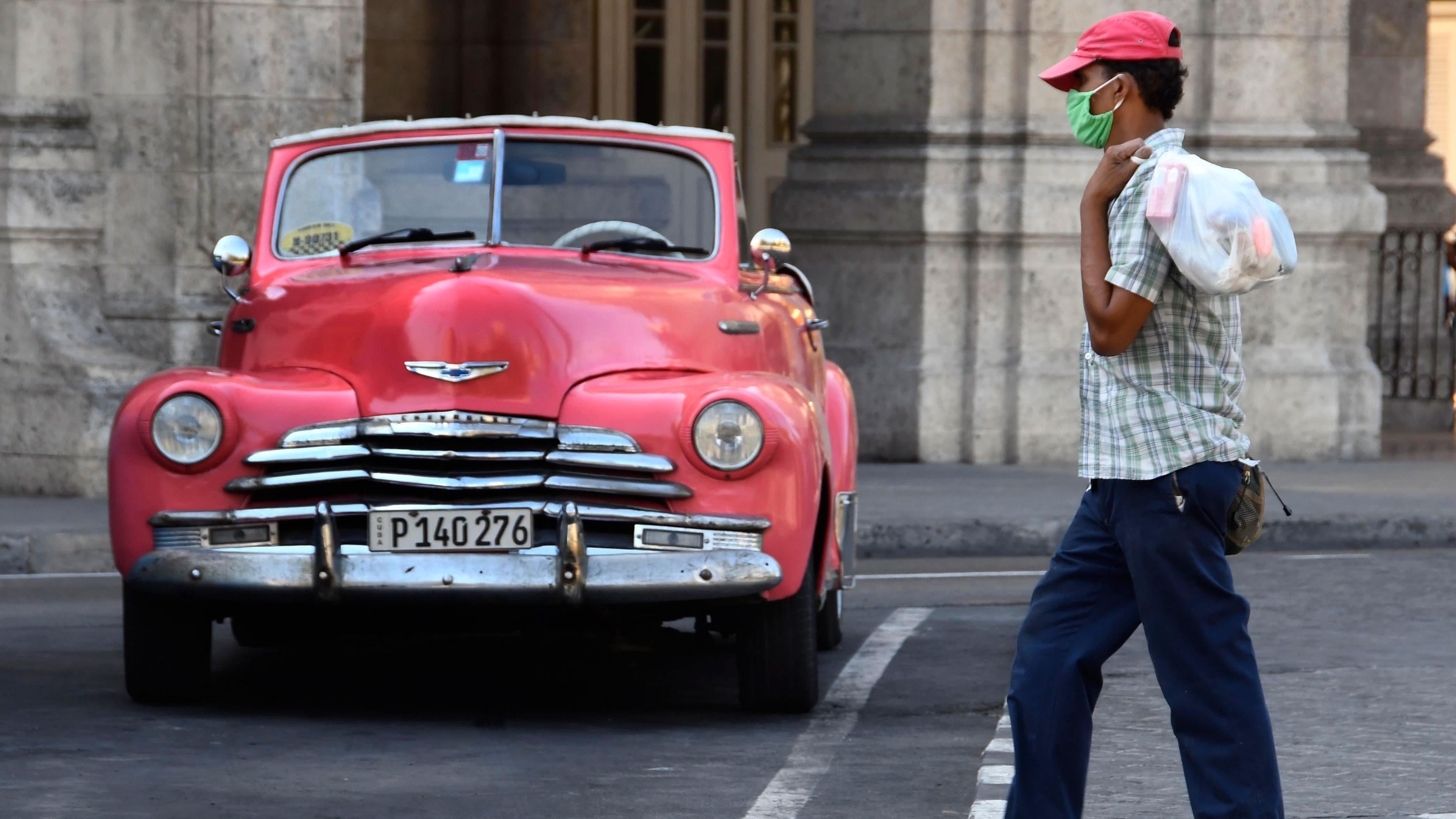 Россиянин умер от коронавируса на Кубе