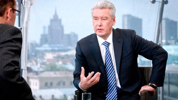 Собянин призвал жителей других регионов воздержаться от поездок в Москву