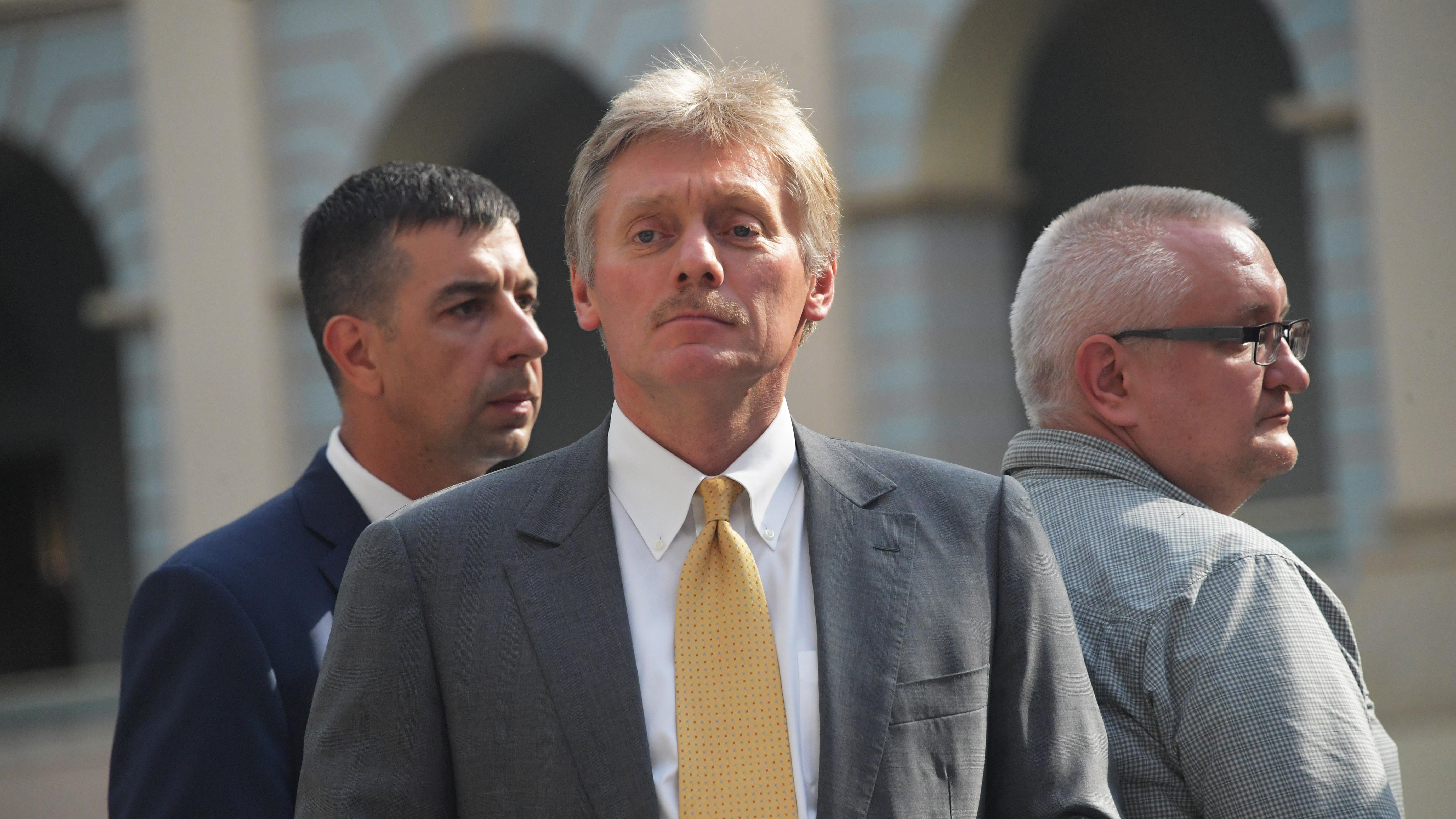 Песков заявил, что в связи с переносом голосования по поправке к Конституции 22 апреля будет рабочим днем