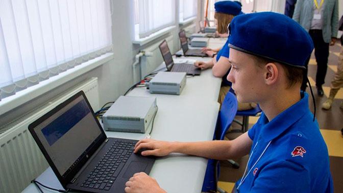 «Юнармия» запускает Всероссийский чемпионат по компьютерным дисциплинам