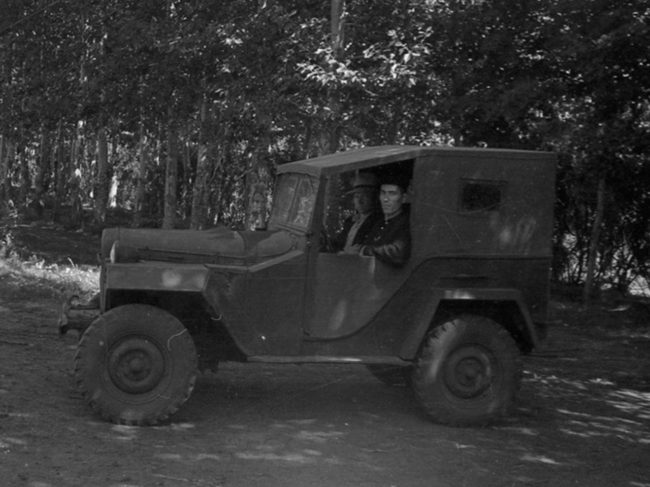 ГАЗ-67Б.