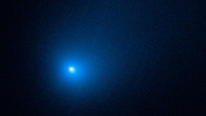 «В ее ядре вещество, ядовитое для людей»: астроном о комете, приближающейся к Земле