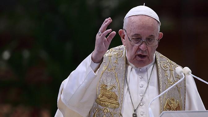 шуточное поздравление от папы римского медведя крови