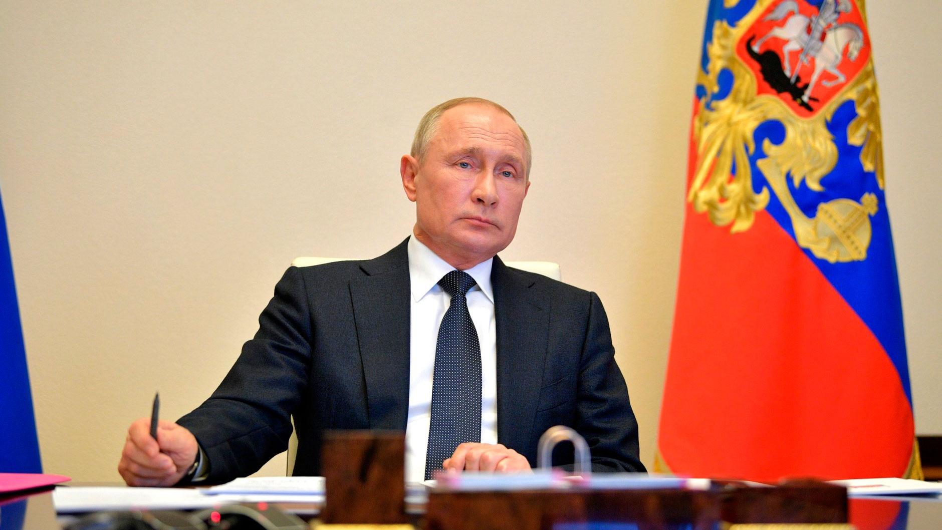 В Кремле анонсировали совещание Путина по коронавирусу