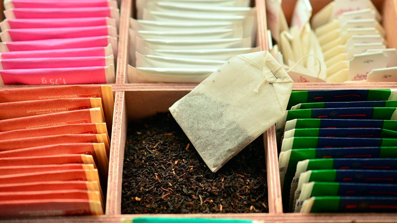 Врач назвала полезные свойства чая в пакетиках