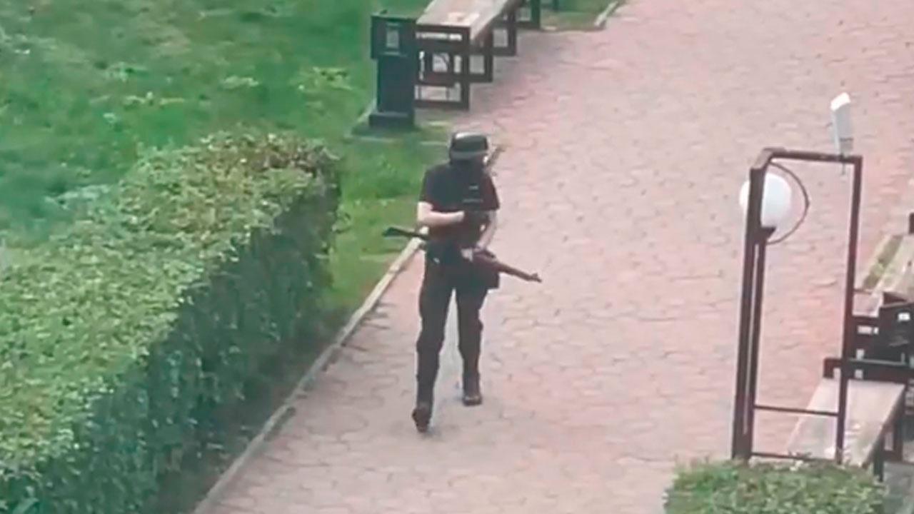 Устроивший стрельбу в Перми пришел в сознание