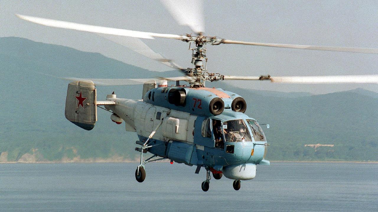 СМИ: при крушении вертолета Ка-27 на Камчатке, по предварительным данным, никто не выжил