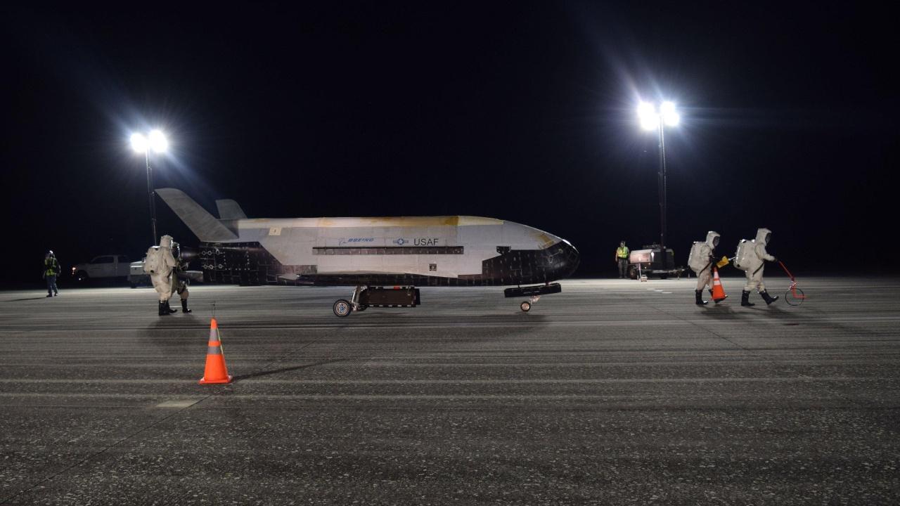 В «Алмаз-Антее» рассказали об отработке США технологии скрытных ударов из космоса