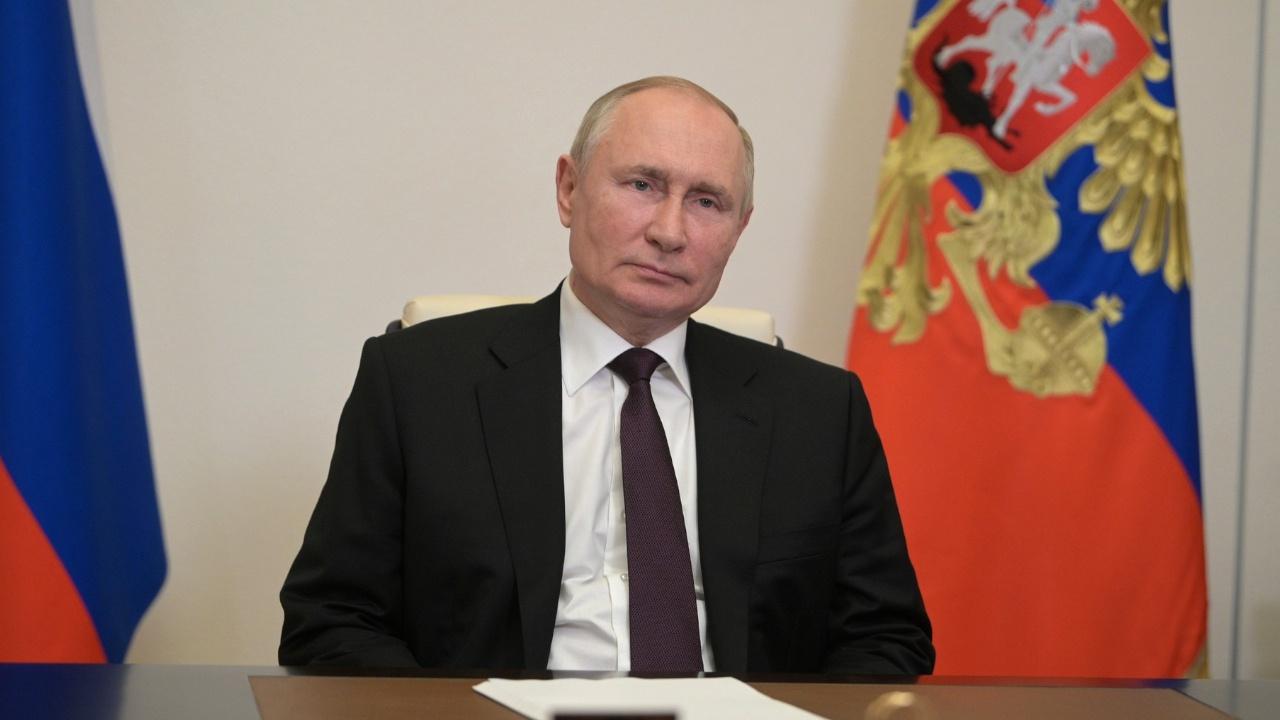 Путин на Совбезе предложил обсудить безопасность Союзного государства