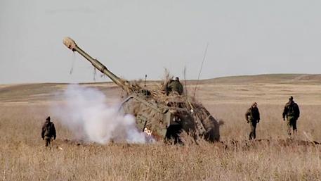 152-мм самоходная гаубица «Мста-С»