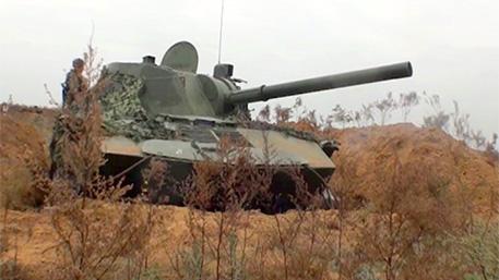 Самоходное артиллерийское орудие «Нона-C»