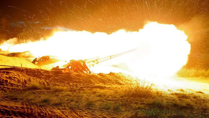 Буксируемая 152-мм гаубица «Мста-Б»