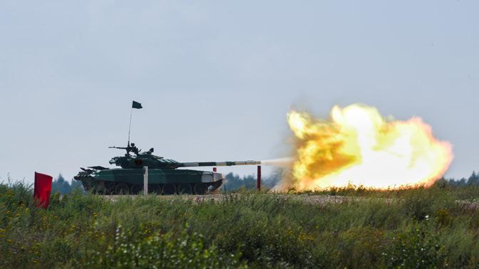 Основной танк Т-72Б3