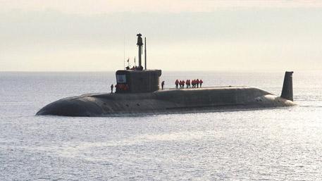 Атомная подлодка «Юрий Долгорукий»