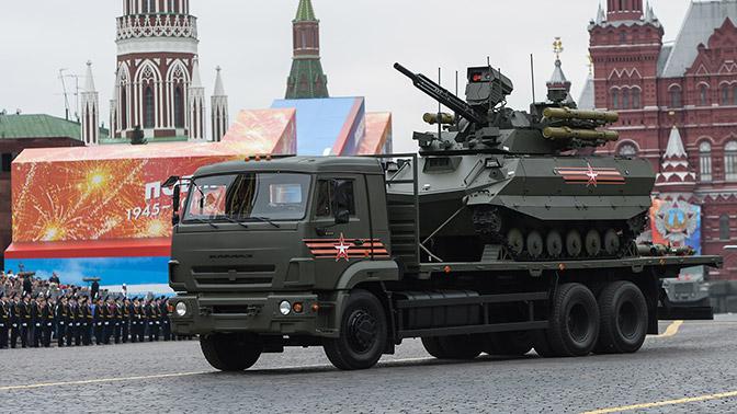 Боевой робот «Уран-9»