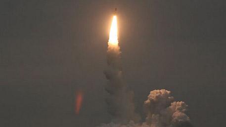 Баллистическая ракета «Булава»