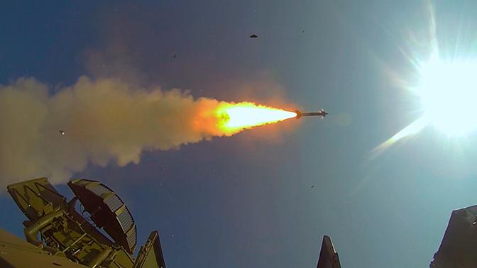 Зенитный ракетный комплекс малой дальности Тор-М2